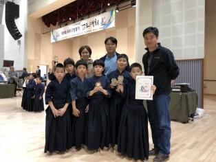 서초구청장기 검도대회
