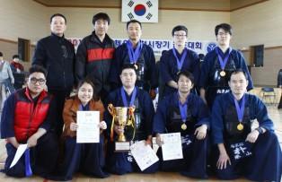 상동검도 2013 생활체육회장기 검도대회