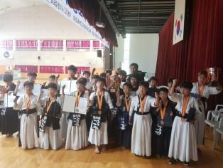 19회 회장기 전국초등학생검도대회