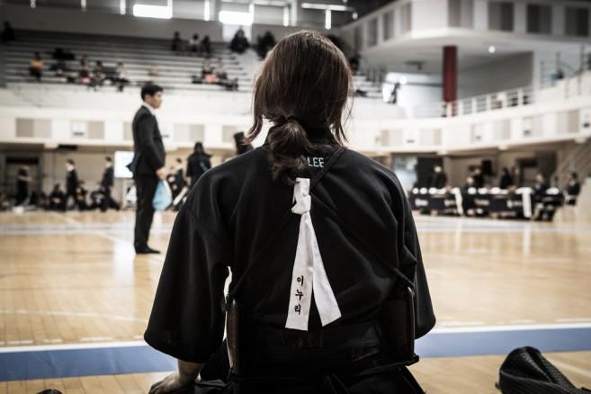 제12회 미르치과기 전국 여자검도선수권대회 이누리선수