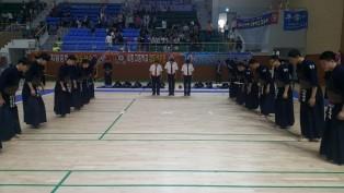 제26회 회장기 전국 중.고등학교 검도대회