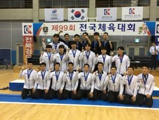 제 98회 전국체육대회 경기도 종합우승