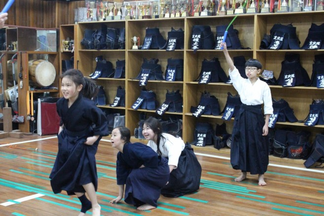 ☞ 검도선수 초청 훈련 ☜