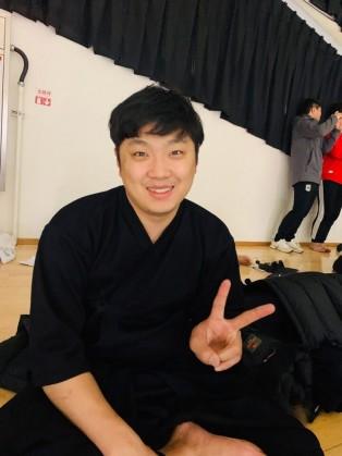 부천시청 성현곤 검도선수 /대통령기 검도대회