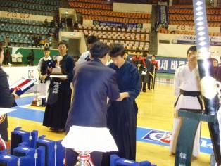 2008 SBS배 검도왕대회