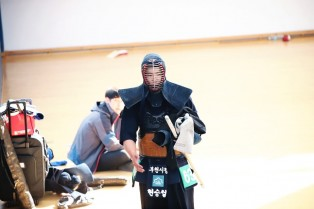 현승철 부천시청 검도선수