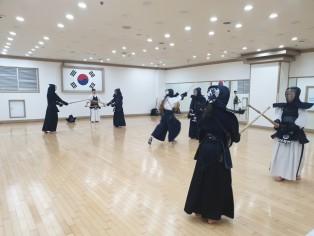 인천 검단대한검도 강인검도관! 저녁 성인부타임