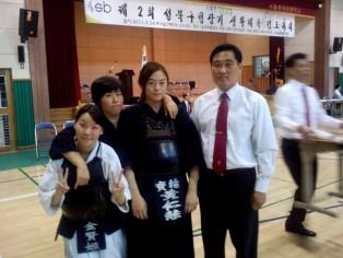 성북구청장기대회