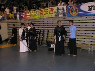 2008 사회인검도대회