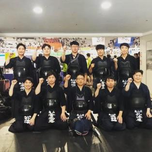 제32회 한국사회인검도대회 참가