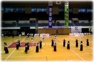제11회 전국 초등학교 검도대회( 2008년 10월8일 ~ 9일) -성남시-