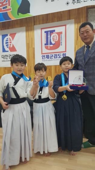 제20회 인제 군수기대회 출전결과!!