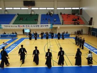 이충무공 시도대항전 서울3위!