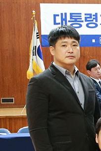 임근배 천안시청 검도실업팀 감독 프로필 사진