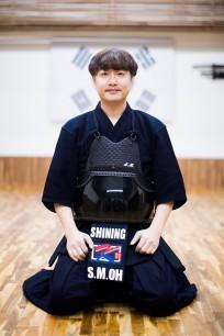 오성민 샤이닝 검도실업팀 감독 프로필 사진