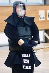 강교윤 샤이닝 검도실업팀 코치 프로필 사진