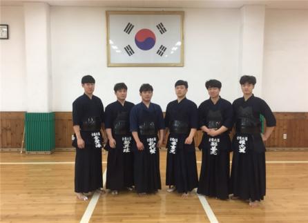 전북검도회 검도실업팀