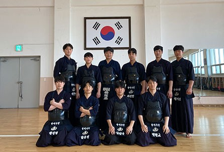 달서구청 검도실업팀