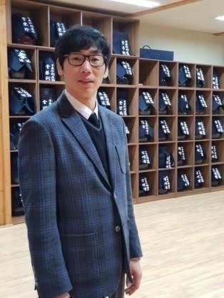 김동진검도관 관장님 사진