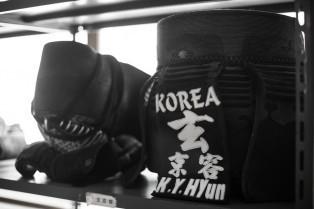 서울검도관 관장님 사진